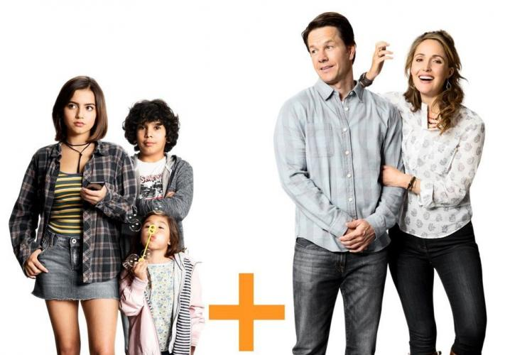 Promotional image for Instant Family