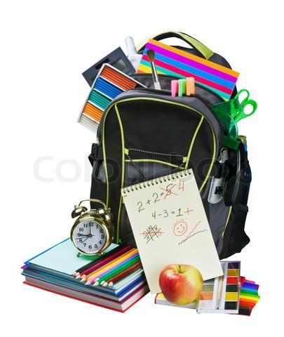 Image of It's almost that time again…Backpacks!